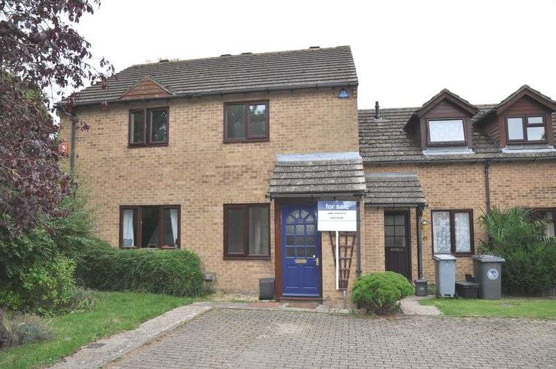 2 Bedrooms Terraced House for sale in Mercury Court, Bampton