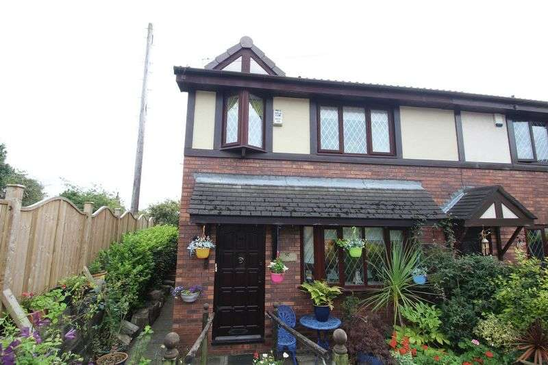 3 Bedrooms Terraced House for sale in War Office Road, Bamford OL11 5HH