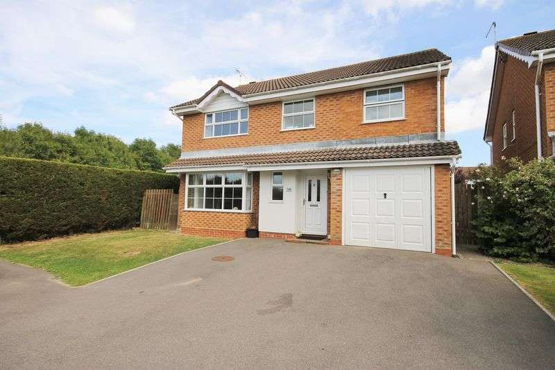 6 Bedrooms Detached House for sale in Fry Crescent, Burgess Hill, West Sussex
