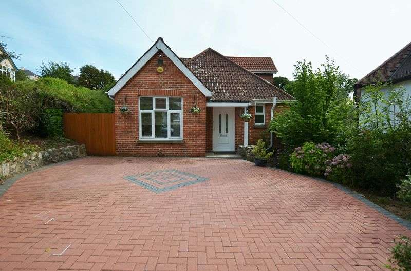 3 Bedrooms Detached House for sale in Old Woods Hill, Torquay