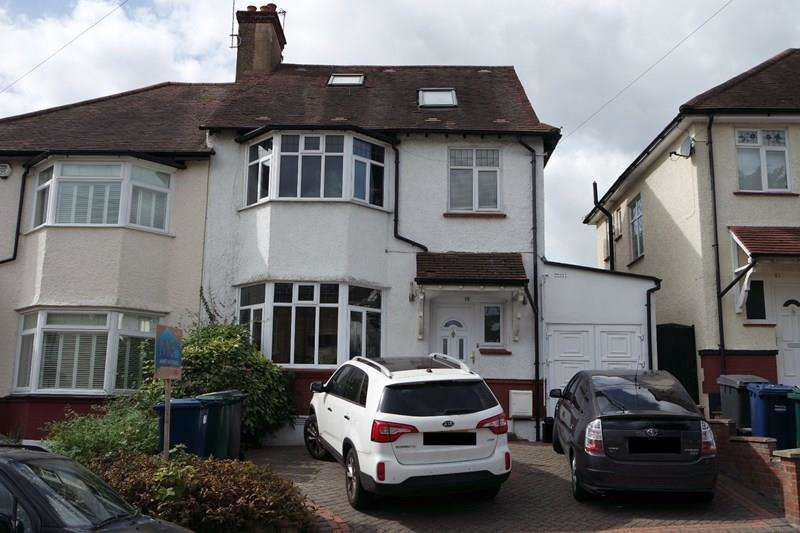4 Bedrooms Semi Detached House for sale in King Edward Road, New Barnet