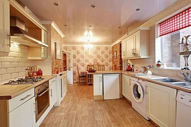 4 Bedrooms Semi Detached House for sale in Pinfold Villas, Burstwick