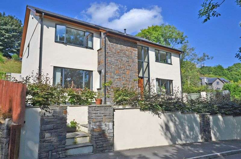 4 Bedrooms Detached House for sale in An Incredible, High Spec, 4 bedroom, 3 bathroom property Mountain Road, Caerphilly