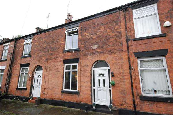 2 Bedrooms Terraced House for sale in Chadwick Street, Oakenrod, Rochdale