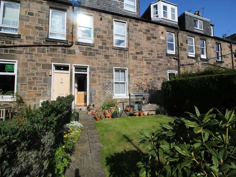 1 Bedroom Flat for sale in Woodbine Terrace, EDINBURGH, EH6