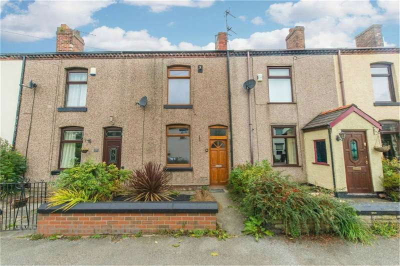 2 Bedrooms Terraced House for sale in Lower Green Lane, Tyldesley, Manchester, Lancashire