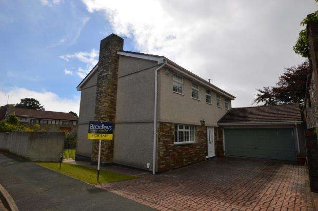 4 Bedrooms Detached House for sale in Coach House Mews, Plymouth, Devon