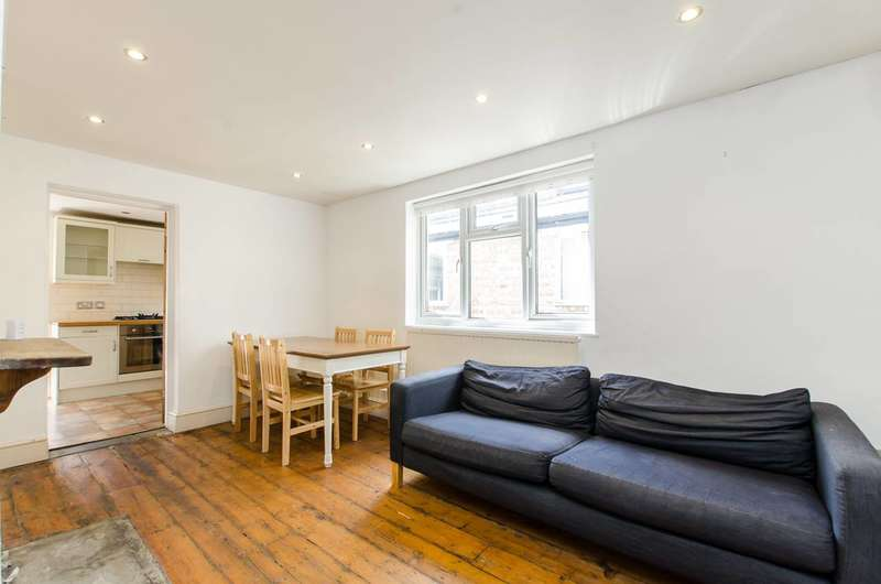 2 Bedrooms Flat for sale in Antill Road, Bow, E3