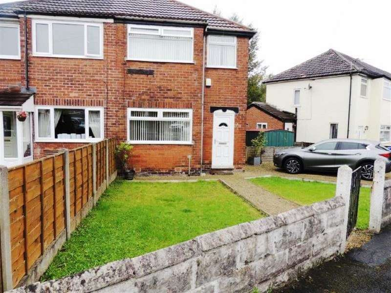 3 Bedrooms Property for sale in Hawkstone Avenue, Droylsden, Manchester