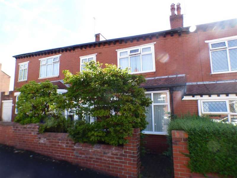 3 Bedrooms Property for sale in Cheviot Avenue, Coppice, OLDHAM, Lancashire, OL8