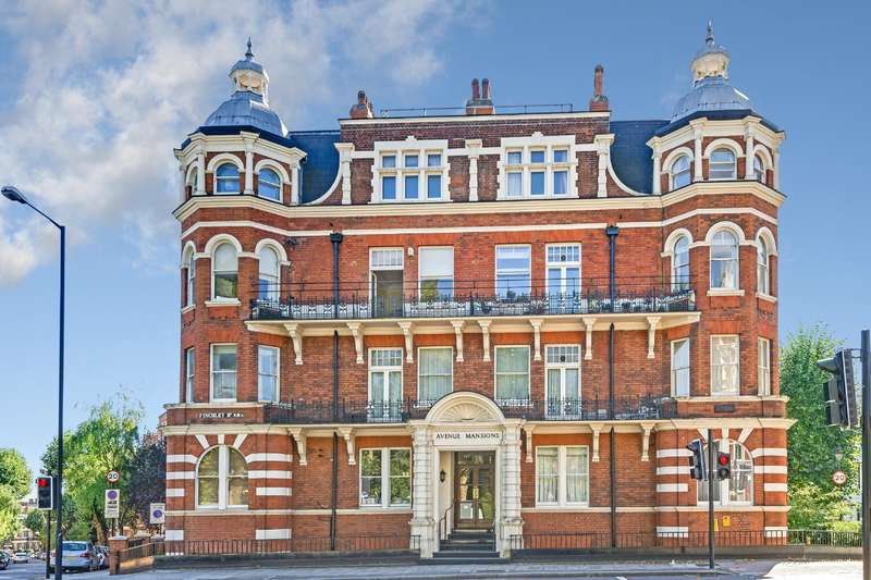 4 Bedrooms Flat for sale in Finchley Road, West Hampstead