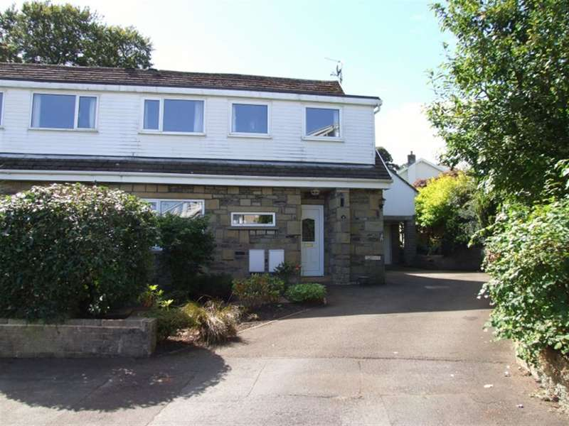 5 Bedrooms Semi Detached House for sale in Breck Lea, Sowerby Bridge, Halifax, HX6 1BS