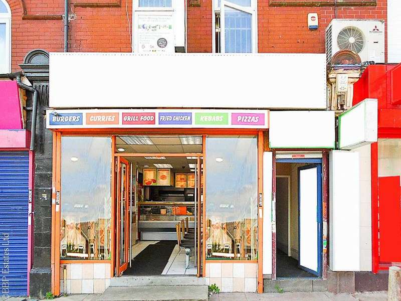 Commercial Property for sale in Indian takeaway/fastfood business for sale