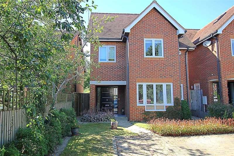 4 Bedrooms Detached House for sale in Rosedene End, Watford Road, St. Albans, Hertfordshire, AL2
