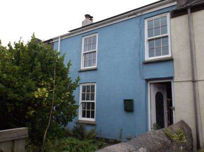 2 Bedrooms Terraced House for sale in Troon, Camborne, Cornwall