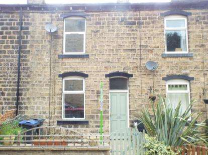2 Bedrooms Terraced House for sale in Leylands Lane, Keighley, West Yorkshire