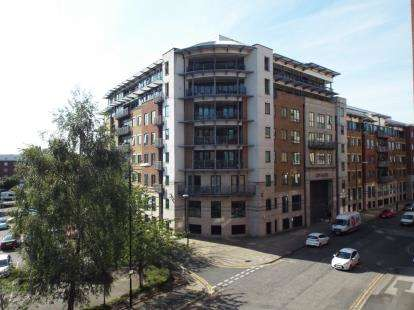 2 Bedrooms Flat for sale in City South, 39 City Road East, Manchester, Greater Manchester