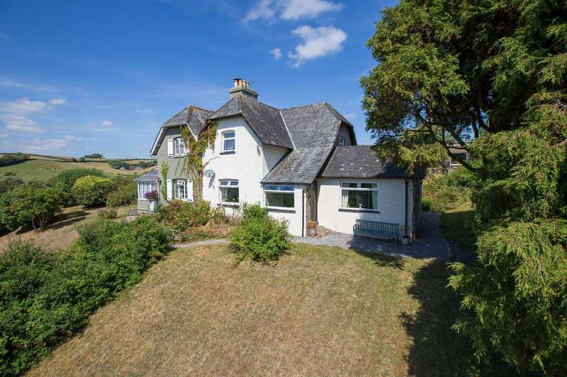 3 Bedrooms Cottage House for sale in 2 Woodview Cottages, Staverton, Totnes