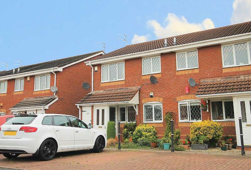 1 Bedroom Flat for sale in Exeter Drive, Tamworth, B79 7YQ
