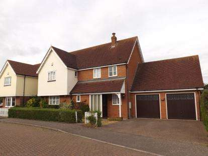4 Bedrooms Detached House for sale in Burnham-On-Crouch, Essex