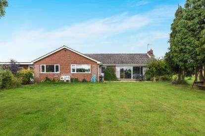 4 Bedrooms Bungalow for sale in Twyford, Evesham, Worcetershire, Worcs
