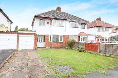 3 Bedrooms Semi Detached House for sale in Green Lane, Aldersley, Wolverhampton, West Midlands