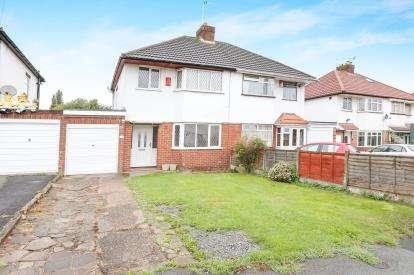 3 Bedrooms Semi Detached House for sale in Green Lane, Aldersley, Wolverhampton, West Midlands