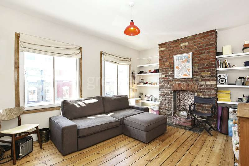 2 Bedrooms Maisonette Flat for sale in Blackstock Road, London, N4