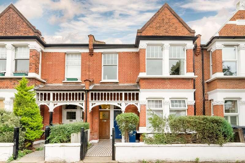 4 Bedrooms Flat for sale in Southfield Road, London, W4
