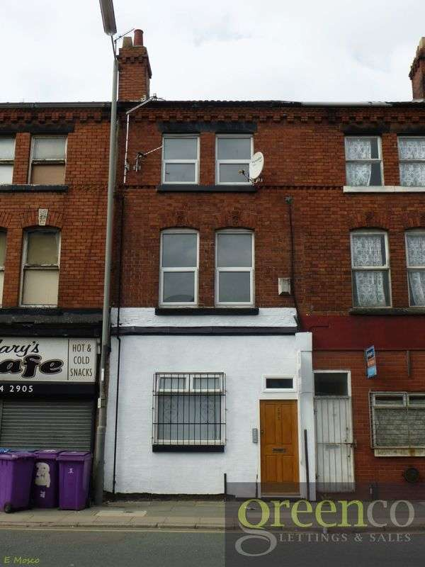 3 Bedrooms Property for sale in Westminster Road, Liverpool