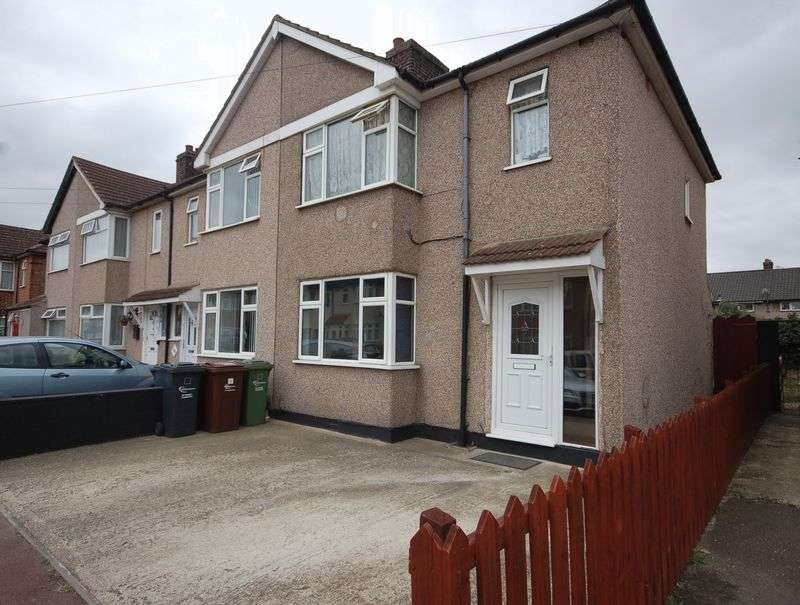 3 Bedrooms Semi Detached House for sale in Beamway, Dagenham