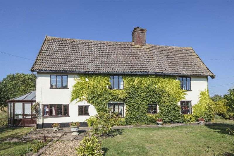 5 Bedrooms Detached House for sale in Winfarthing, near Diss