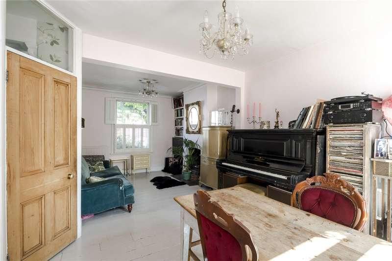 2 Bedrooms Terraced House for sale in Kilravock Street, London, W10
