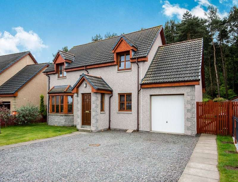 4 Bedrooms Detached House for sale in Bain Avenue, Elgin, IV30