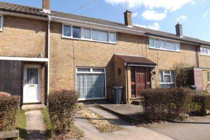 4 Bedrooms Terraced House for sale in Chells Way, Stevenage, Hertfordshire