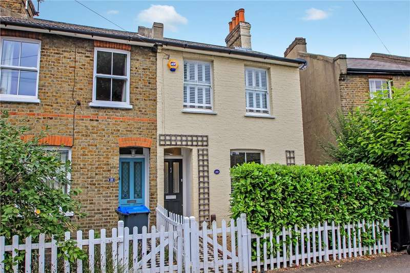 2 Bedrooms End Of Terrace House for sale in Beaconsfield Road, Surbiton