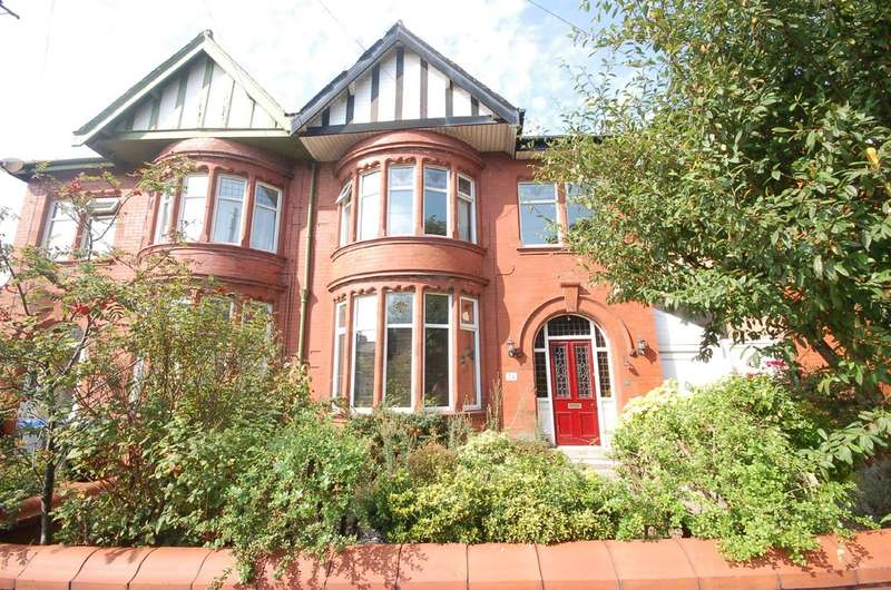 5 Bedrooms Semi Detached House for sale in Newton Drive, Blackpool