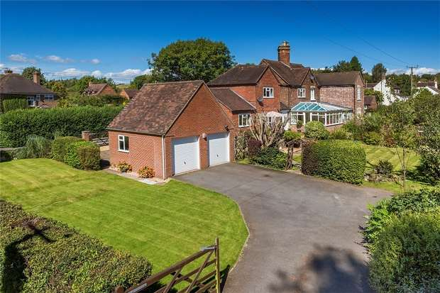 3 Bedrooms Cottage House for sale in 8 Spring Village, Horsehay, Telford, Shropshire