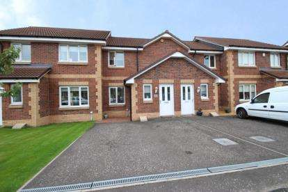 2 Bedrooms Terraced House for sale in Springhill Farm Close, Baillieston, Glasgow, Lanarkshire