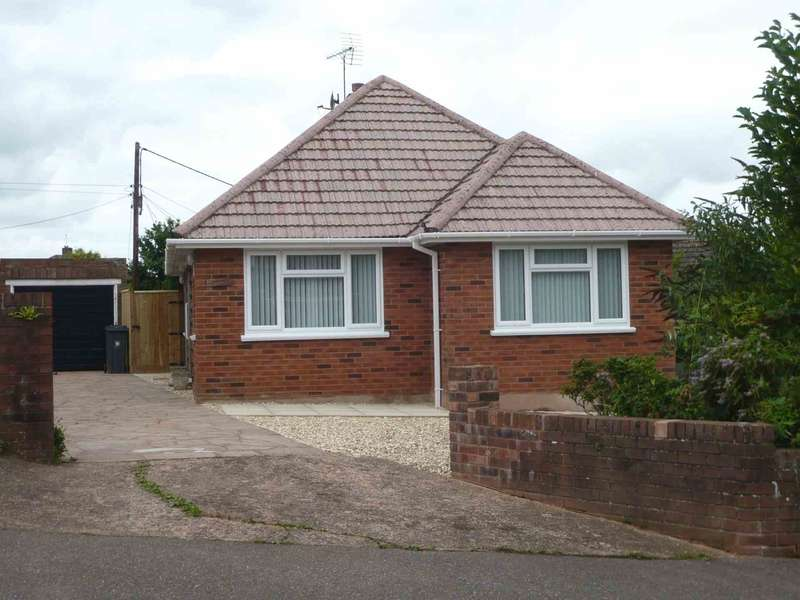 2 Bedrooms Detached Bungalow for sale in Roundhouse Lane, Exmouth