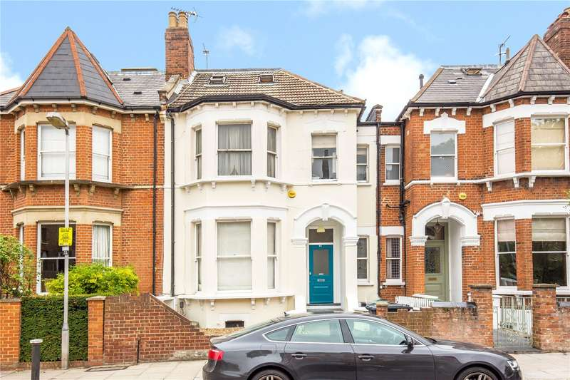 2 Bedrooms Apartment Flat for sale in Ridge Road, Crouch End, London, N8