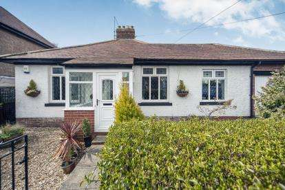 2 Bedrooms Bungalow for sale in Collingwood Road, Wellfield, Whitley Bay, Tyne and Wear, NE25