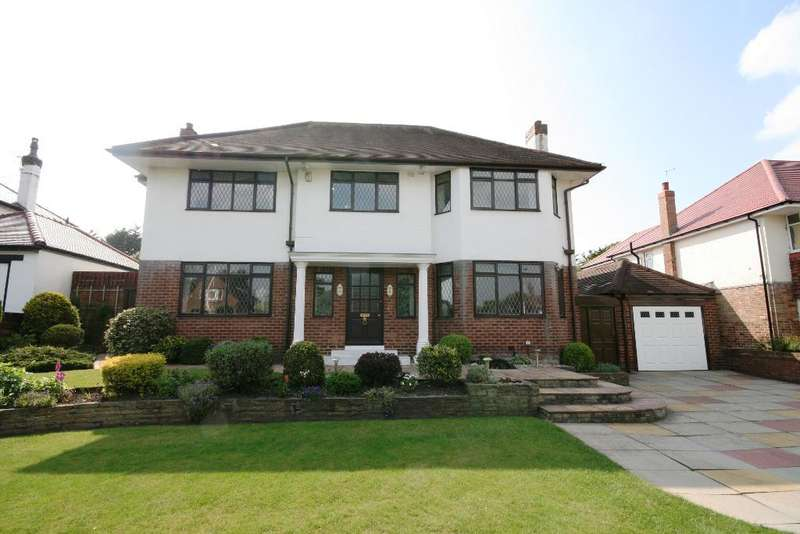 4 Bedrooms Detached House for sale in Trafalgar Road, Birkdale, Southport, PR8 2NL