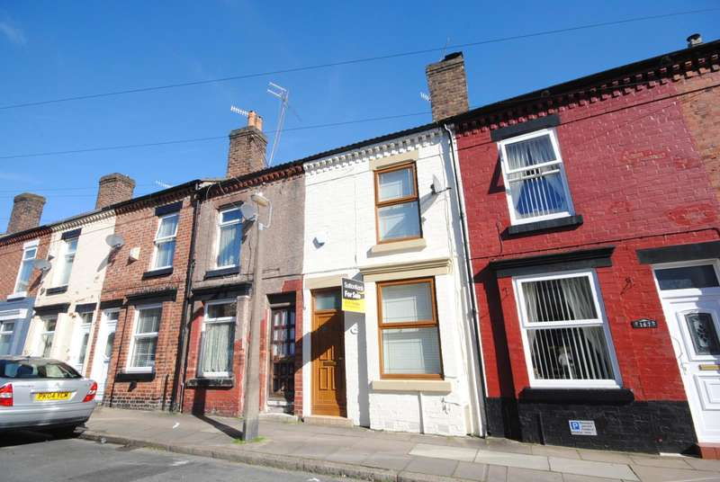 2 Bedrooms Terraced House for sale in Vale Road, Woolton, Liverpool, L25