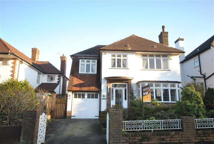 4 Bedrooms Detached House for sale in Blackwood Avenue, Woolton, Liverpool, L25