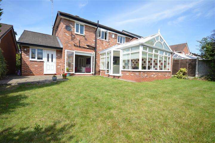 3 Bedrooms Detached House for sale in Ambleside Road, Allerton, Liverpool, L18