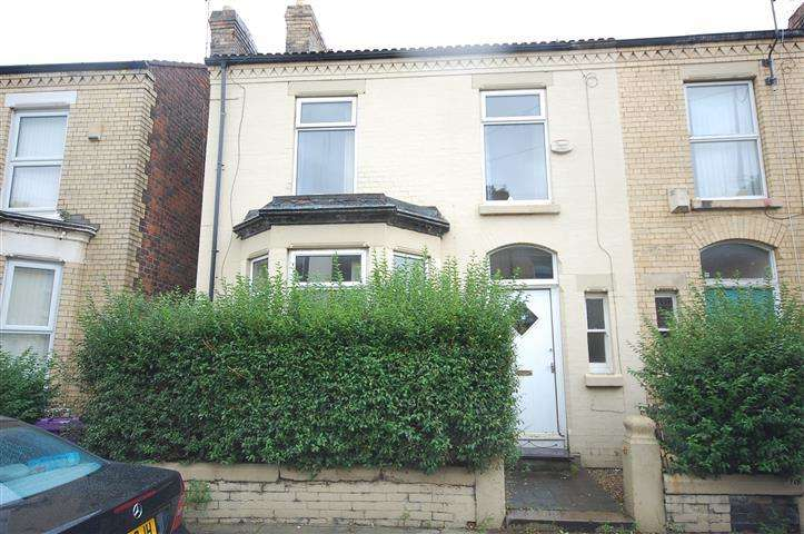 5 Bedrooms End Of Terrace House for sale in Barrington Road, Wavertree, Liverpool, L15