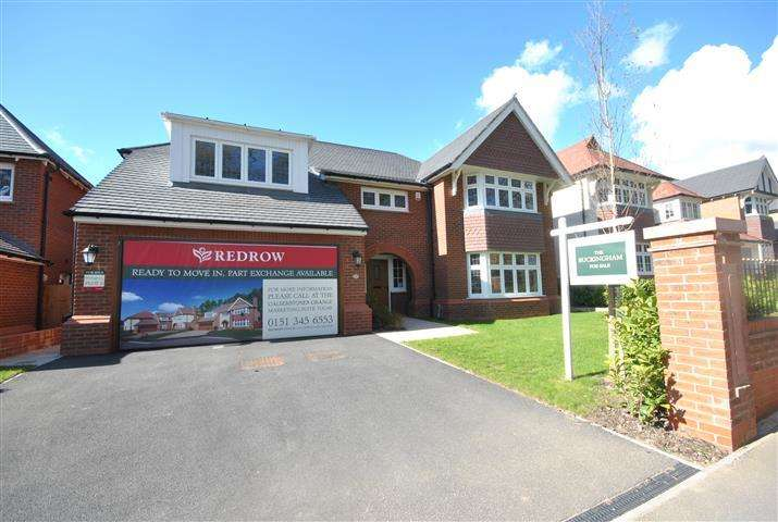 5 Bedrooms Detached House for sale in Heath Road, Allerton, Liverpool, L19