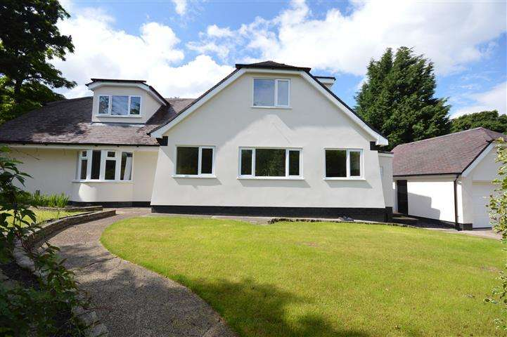 5 Bedrooms Detached Bungalow for sale in Woolton Park, Woolton, Liverpool, L25