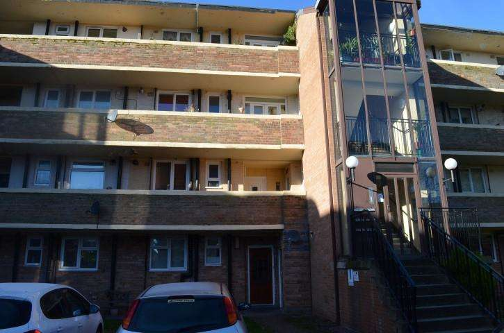 1 Bedroom Apartment Flat for sale in Minster Court, Liverpool, L7